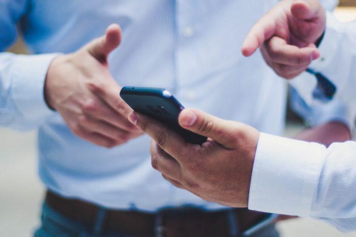 Mobilní bankovnictví používejte správně a bezpečně